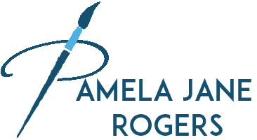 Pamela Jane Rogers - Visual Artist & Author